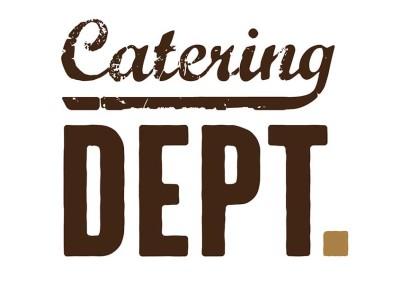 Catering Dept. logo